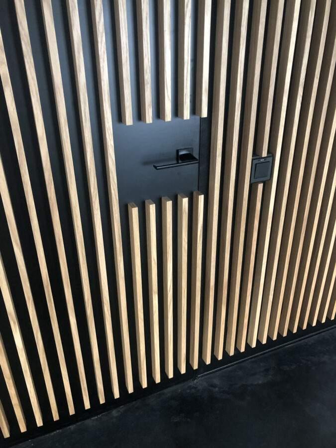 Drzwi niewidoczne