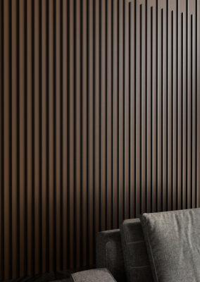 PIU ALU Wall Stripe